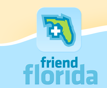 Friend Florida campaign to promote Florida tourism